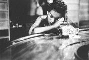 """""""Girl in a Brothel"""" by Eve Arnold"""