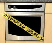 Crime Scene Oven