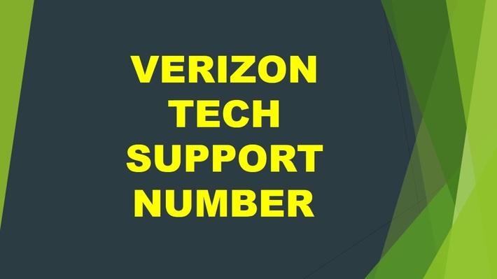 Verizon Tech Support Number