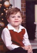 Joshua age 3