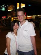 Queenie and Michael-Hong Kong-2007