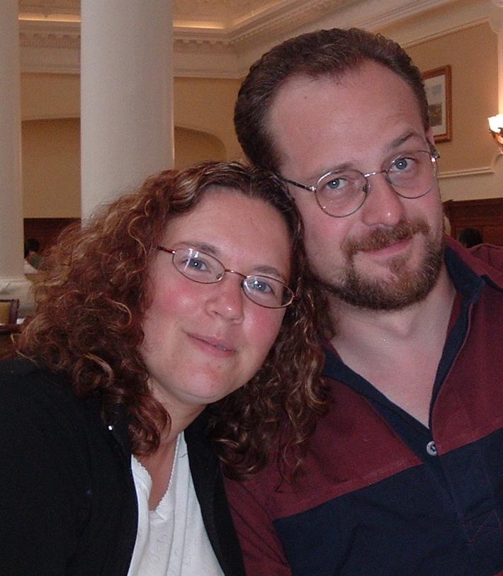 With Stuart MacBride
