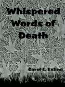 Whispered Words of Death-cover