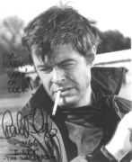 Culp signed photo