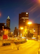 frankfurt at nite