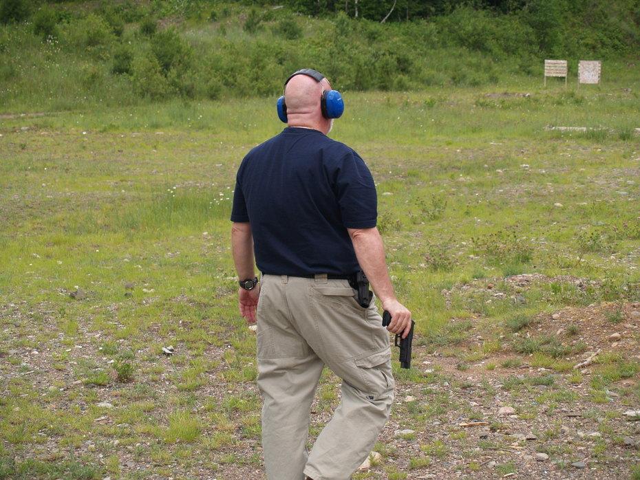 On the Range