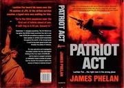 PATRIOT ACT, Hachette 2007