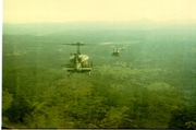 Combat assault into Tuy Hoa Valley