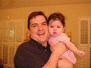 My son, Thomas and Nicole