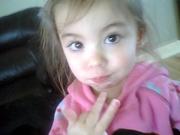 Granddaughter Isabelle