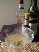 First Decent Martini