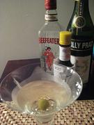 First Decent Martini