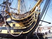 nelson's ship