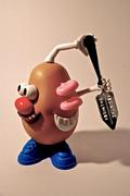Pablo Potato With Spoon