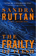 The Frailty of Flesh by Sandra Ruttan