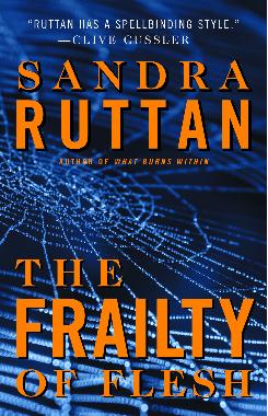The Frailty of Flesh by Sandra Ruttan