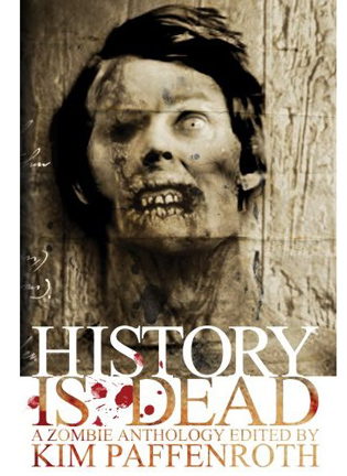 History is Dead cover 72dpi