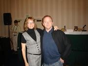 Laura Lippman and Dennis Lehane