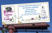 Murder Takes the Cake billboard