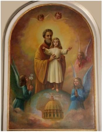 Prima festa di S. Giuseppe