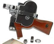 Gun Movie Camera