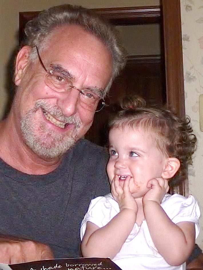 Grandpa and Angie