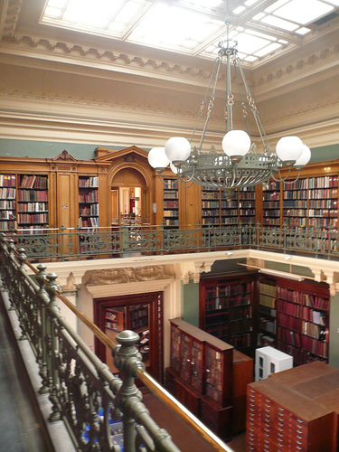 National Art Library, Victoria & Albert Museum