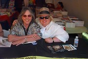 Sisters in Crime Booth at LATFOB 2009