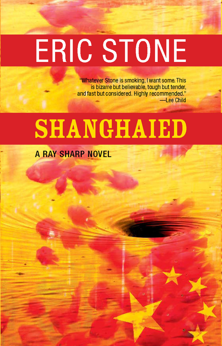 Shanghaied cover