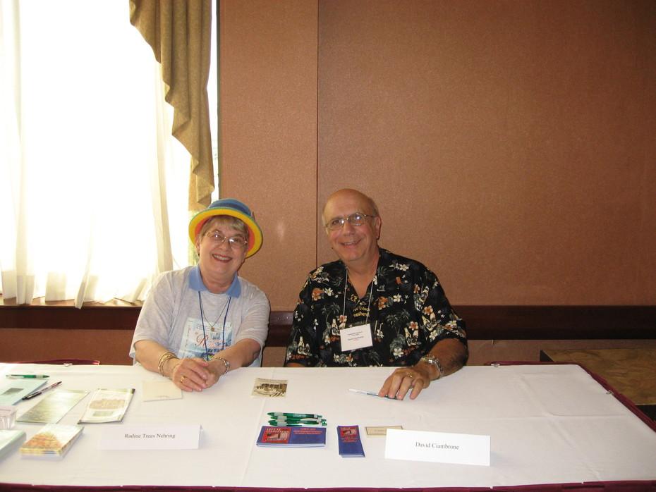 Radine Nehring and Dave Ciambrone