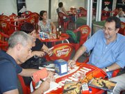 Semana negra 2006 (José Ovejero and José Manuel Fajardo)