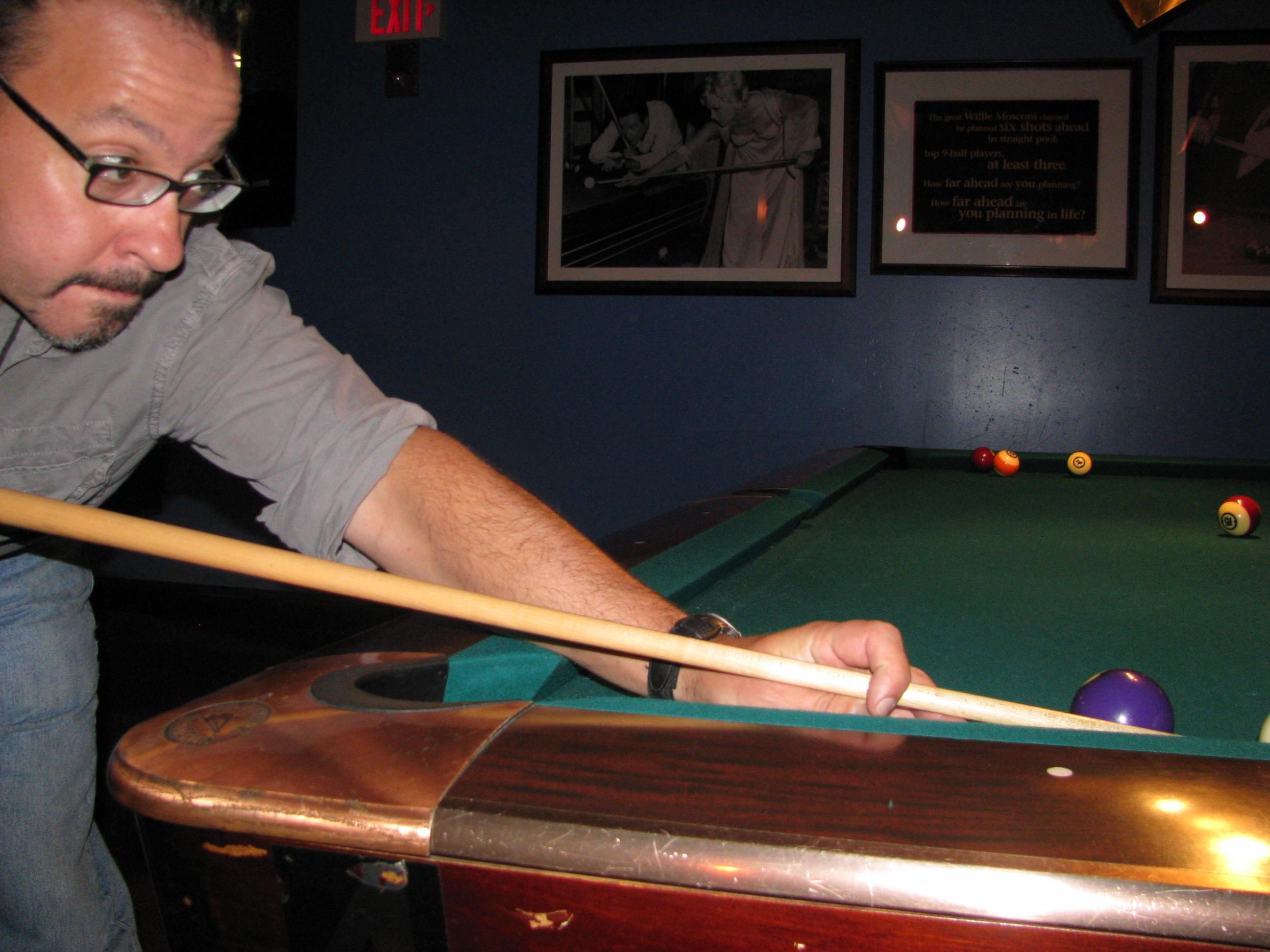 more Bar Pool research