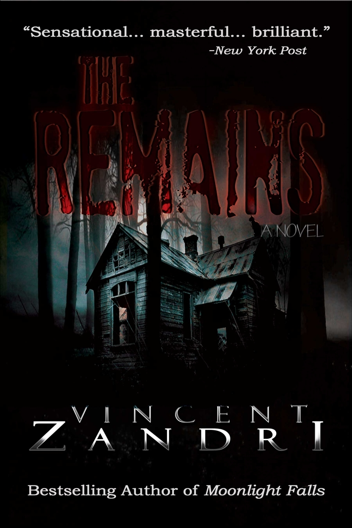 The Bestselling thriller, The Remains