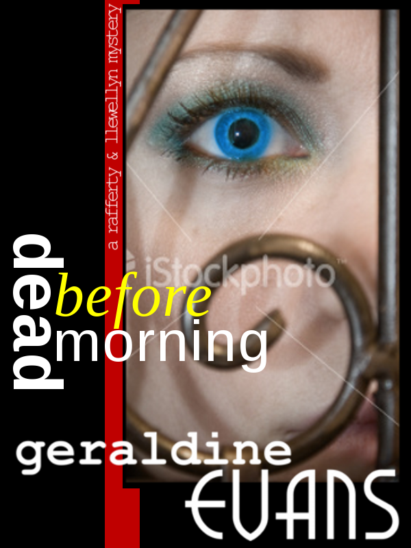 Dead Before Morning ebook Cover