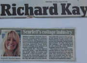 Scarlett Raven, Richard Kay, Daily Mail, 30 Aug 2011