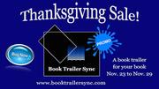 Book Trailer Sale