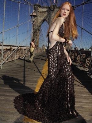 Brooklyn Bridge private space.