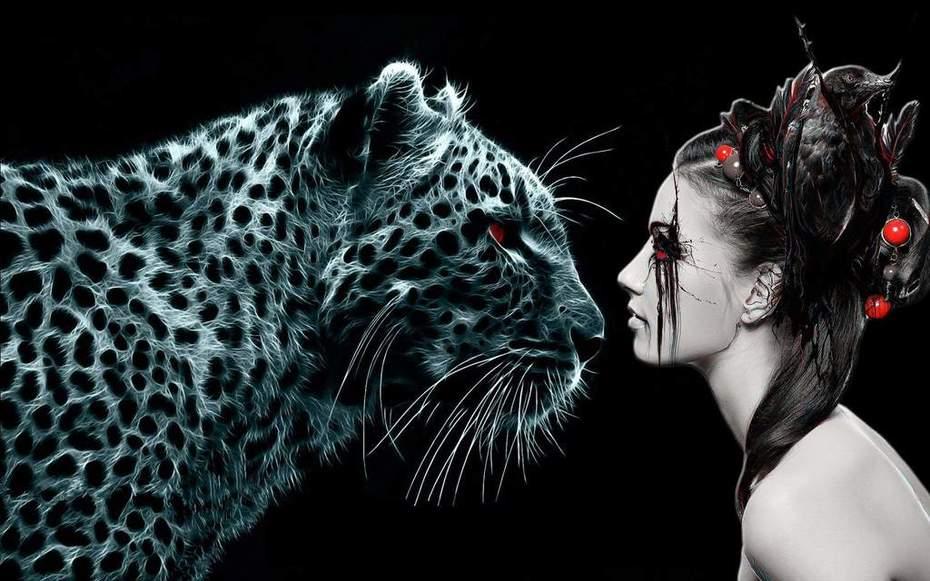 Cheetah Eye of the soul