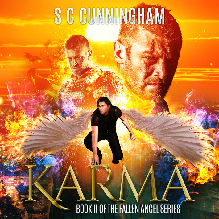 Karma - The Fallen Angel Series