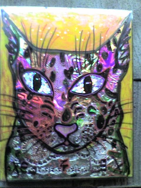 cat picture by Lex Loeb