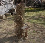 Yard Waste Sculpture