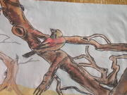 A bird and branches (c) satisshroff