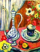 Turkish Teapot, 2008