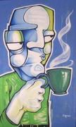 Hot Coffee Cooler #1