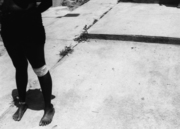 La dama descalza
