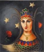 portrait of shahmaran