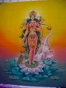 Lakshmi Goddess of abundance