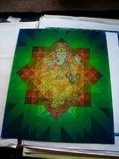 Ganesha vedic square