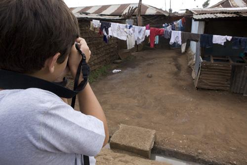 El detrás de cámara de los que tienen cámara