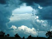 Nubes sobre el camino...